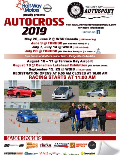 2019 Autocross Poster Final